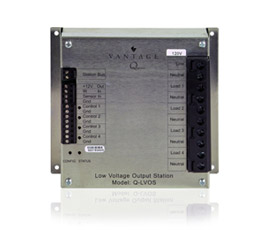Low Voltage Output Station
