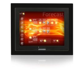 TPT1040 In-wall touchscreen