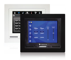 TPT650 In-wall touchscreen